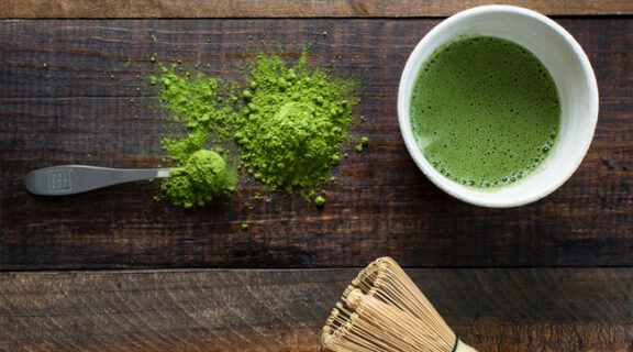 The Gut Health Benefits of Green Tea